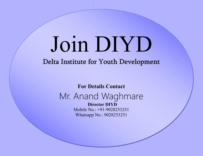 join diyd